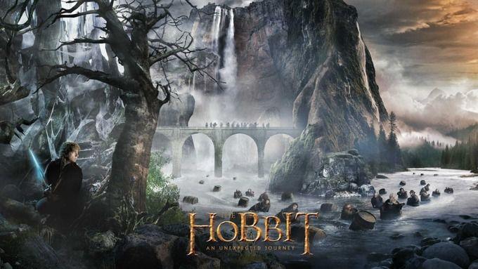 Постер «Хоббита». Изображение №1.