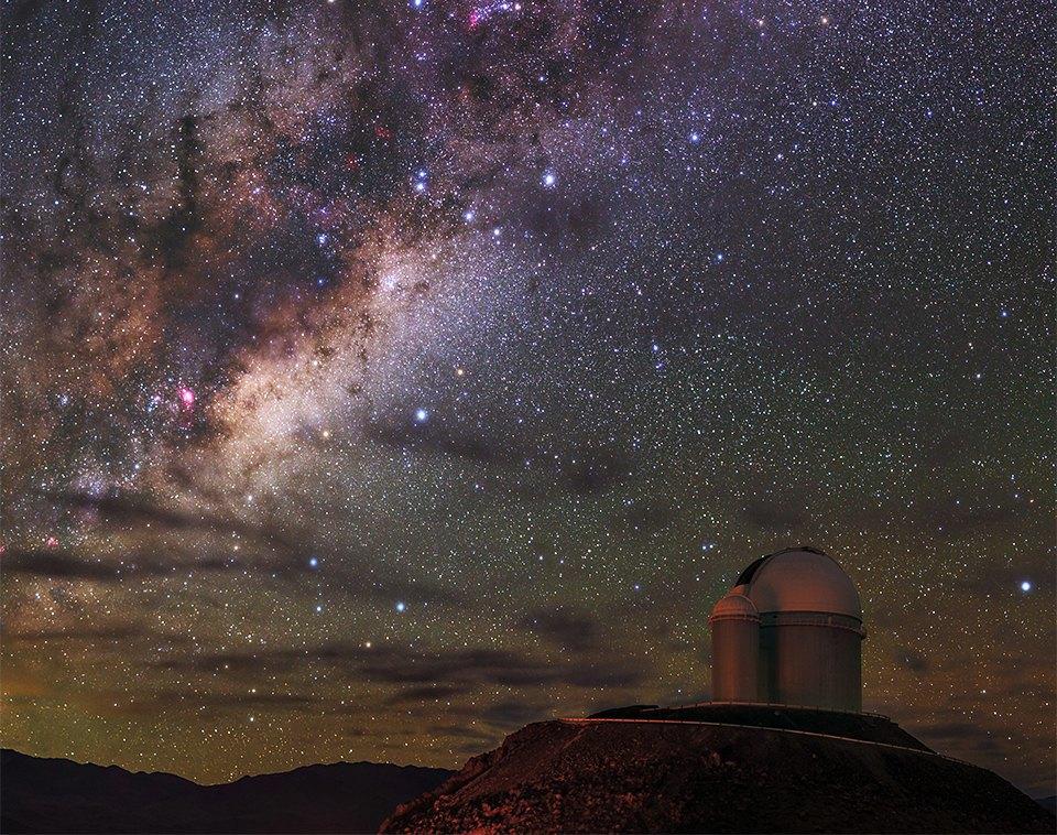Фотографии лучших обсерваторий мира . Изображение № 9.