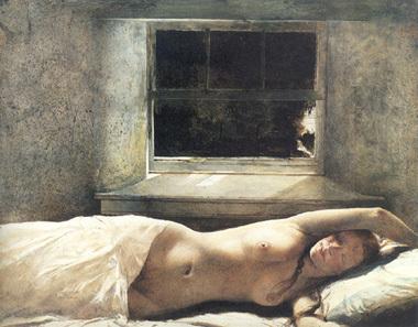 Andrew Wyeth- живопись длясозерцания иразмышления. Изображение № 25.