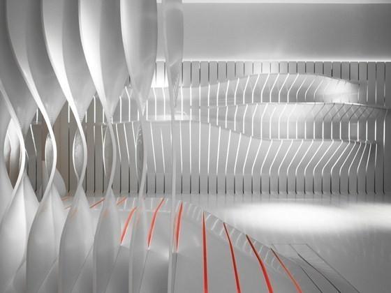 Музей Виктории и Альберта: новый архитектурный проект. Изображение № 14.