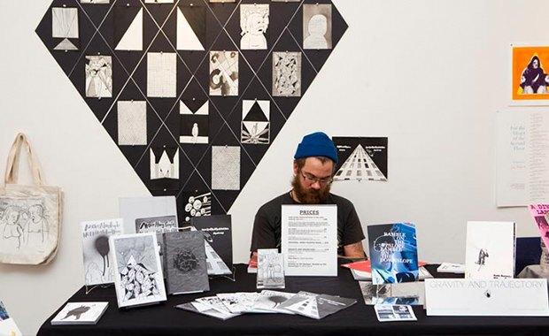 Чем для меня важна крупнейшая выставка артбуков и фанзинов. Изображение № 5.