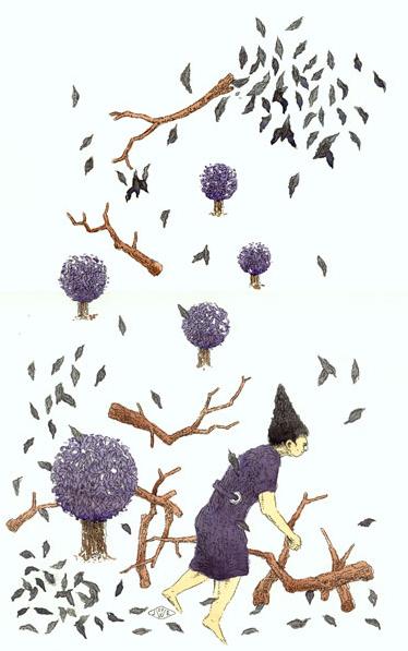 Австралийские иллюстраторы ииллюстрации. Изображение № 13.