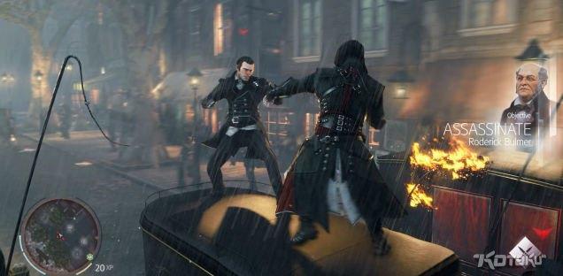 В Сеть «утекли» скриншоты новой Assassin's Creed. Изображение № 3.