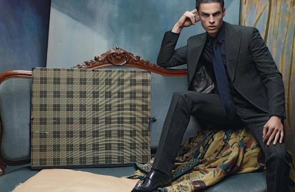Мужские кампании: Fendi, Dolce & Gabbana и Ralph Lauren. Изображение № 1.