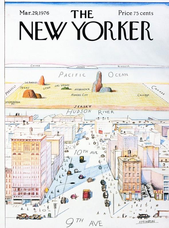 10 иллюстраторов журнала New Yorker. Изображение №39.