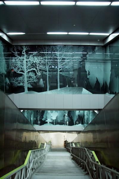 Изображение 18. Не Москва. Подземные улицы городов со вкусом.. Изображение № 18.