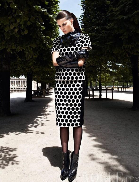 Съемка: Изабели Фонтана для мексиканского Vogue. Изображение № 1.