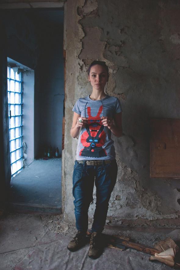 Изображение 4. SEKTA - Lookbook коллекции футболок Fructose Ramshank.. Изображение № 8.