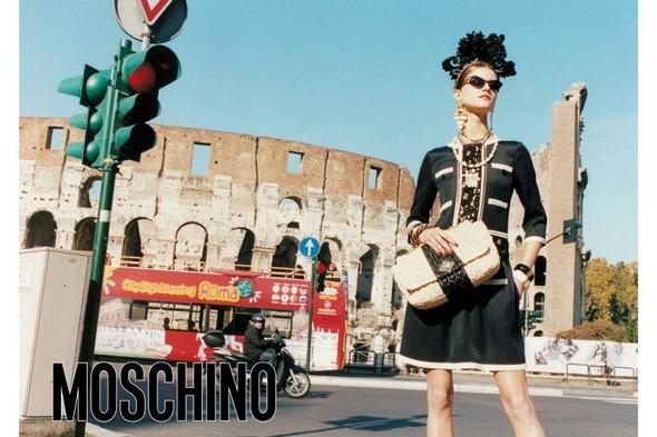 Превью кампаний: Alberta Ferretti, Gucci и другие. Изображение № 4.