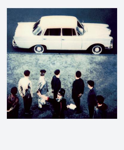 Jean-Frdric Bourdier иего полароидные снимки. Изображение № 1.
