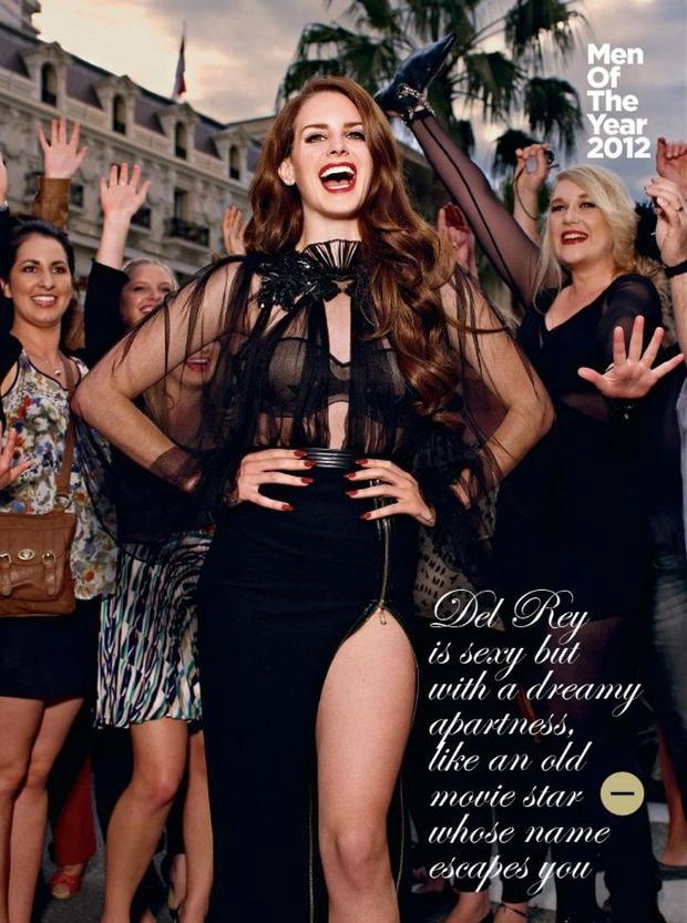 Lana Del Rey - женщина года. Изображение № 3.