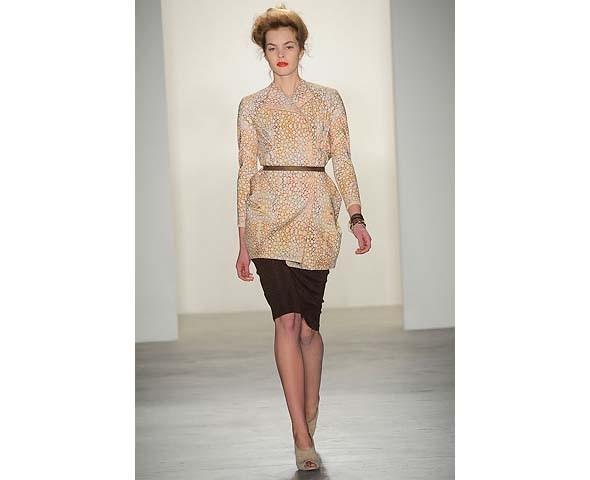 Неделя моды в Нью-Йорке: второй день. Изображение № 26.