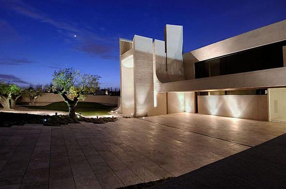 Изображение 14. Дом в Мадриде от студии A-cero.. Изображение № 14.