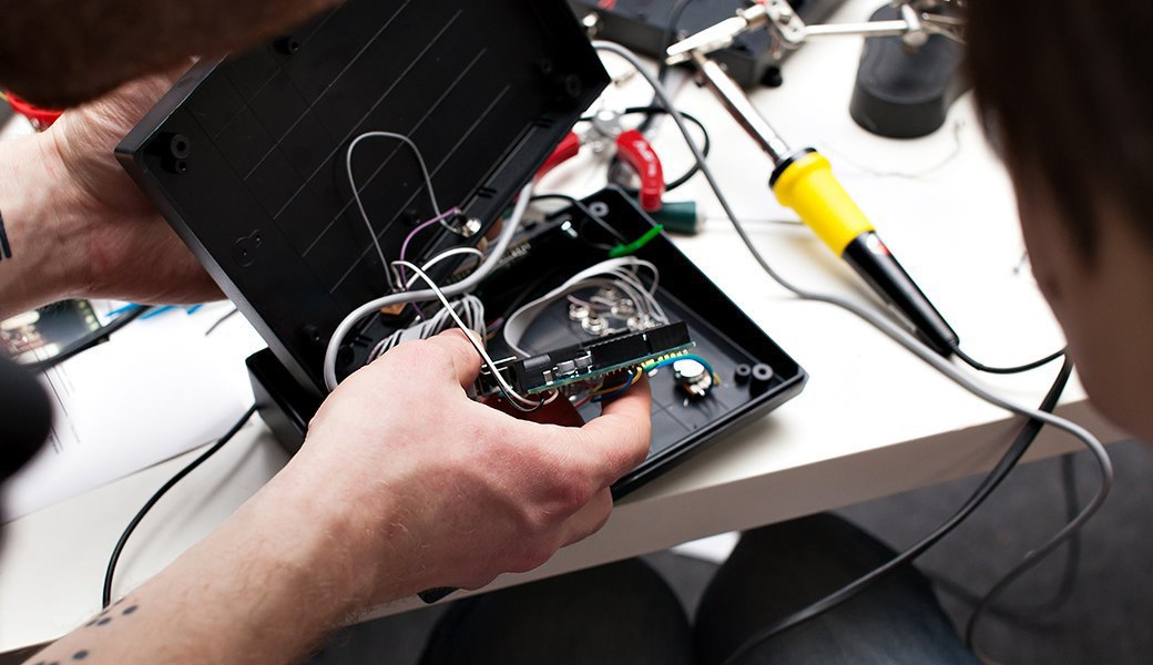 Видеосинтезатор: что это такое и как его сделать. Изображение № 16.