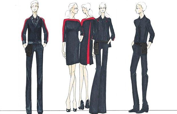 С иголочки:  11 дизайнерских униформ. Изображение № 13.