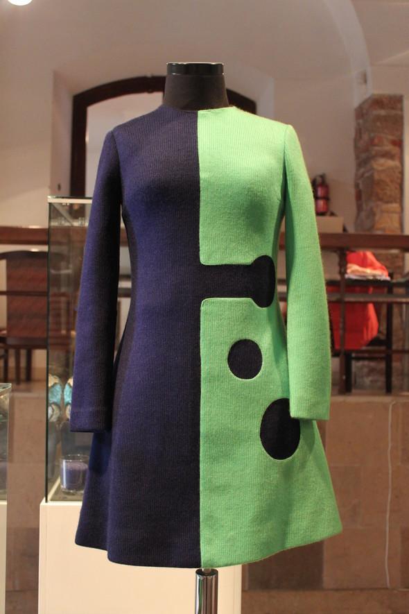 От мини до макси. Мода 60-тых годов 20 века. Изображение № 2.