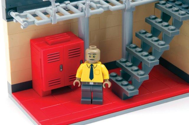 Фанаты сделали набор LEGO «Во все тяжкие». Изображение № 2.