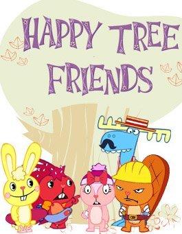 «Счастливые» лесные друзья. Изображение № 1.