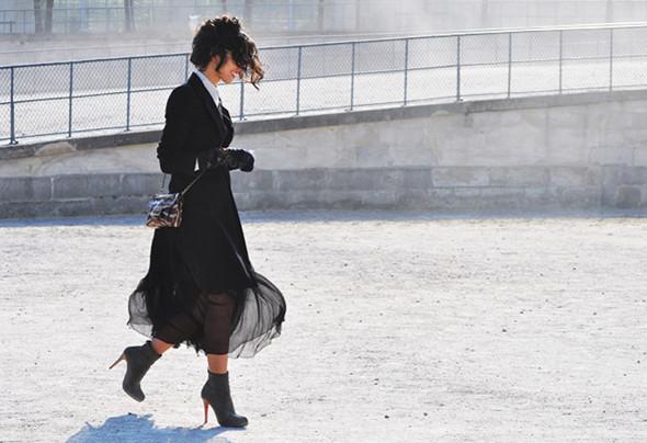 Луки с Недели моды в Париже. Изображение № 45.