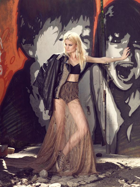Съемка Bohemique в стиле блогов об уличной моде. Изображение №5.