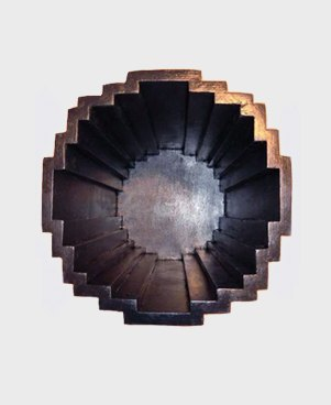 Глитч-мебель: красивые компьютерные ошибки в интерьере. Изображение № 13.