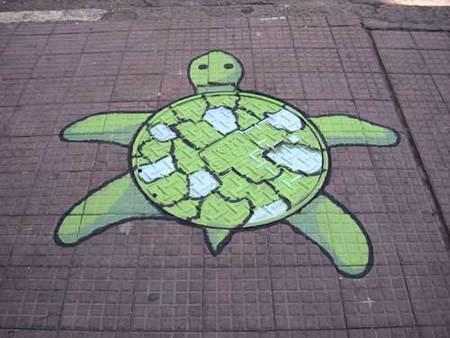 Уличные художники Сан-Пауло делают город веселее. Изображение № 17.