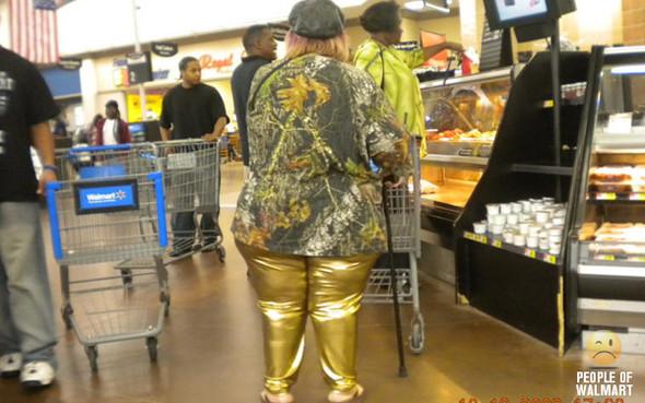 Покупатели Walmart илисмех дослез!. Изображение № 135.