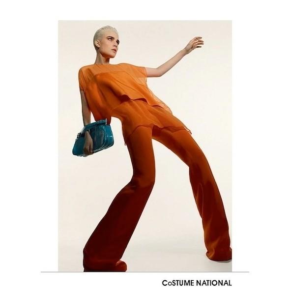 Изображение 18. Рекламные кампании: Celine, Marc Jacobs, Miu Miu и другие.. Изображение № 18.