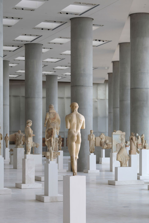 The new Acropolis Museum. Изображение № 9.