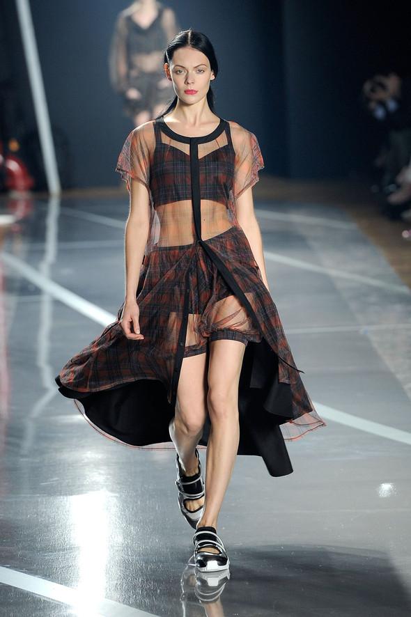 New York Fashion Week: Y-3 SS 2012. Изображение № 7.