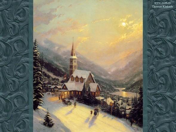 Рождественский дух. Изображение № 31.