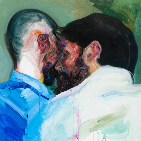 Эксплозия красок: тело и чувства глазами Винстона Шмиелински. Изображение № 13.