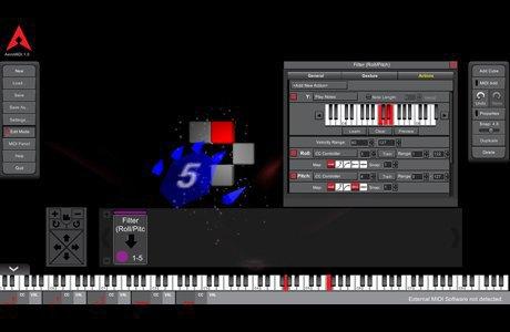Как создавать музыку с помощью жестов. Изображение № 5.