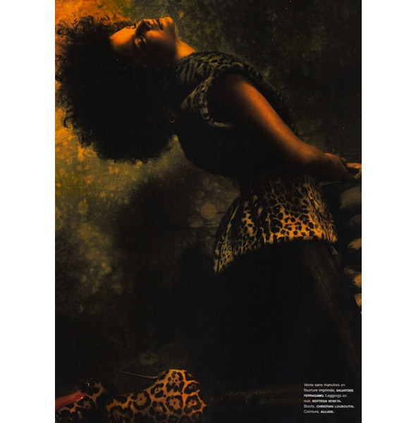 Новые съемки: Numero, Playing Fashion, Tangent и Vogue. Изображение № 8.