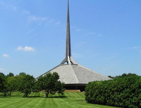 Самые удивительные церкви IАрхитектура IТоп-30. Изображение № 4.
