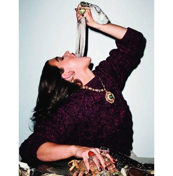 5 новых съемок: Harper's Bazaar, i-D, Numero и другие. Изображение № 45.