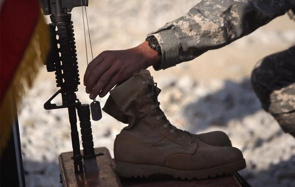 Афганистан. Военная фотография. Изображение № 279.