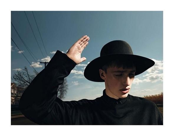 Кампания и видео: Dior Homme FW 2011. Изображение № 1.