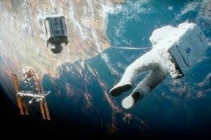 Одной строкой: астронавт смотрит «Гравитацию», бургер-ниндзя и жизнь во Вселенной. Изображение № 7.
