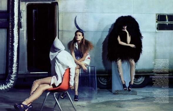 Fashion Photographer Chad Pitman. Изображение № 18.