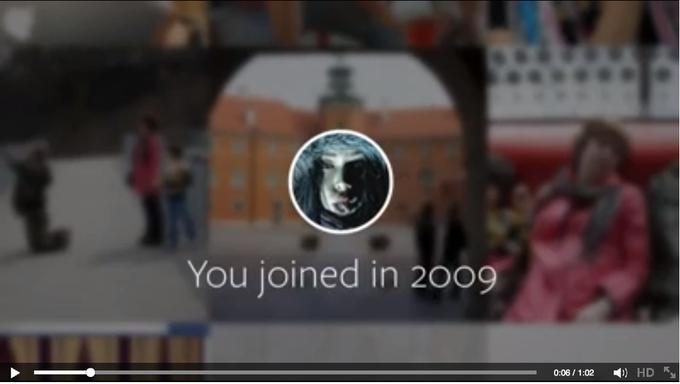 Социальная сеть Facebook отмечает 10-летие. Изображение № 2.