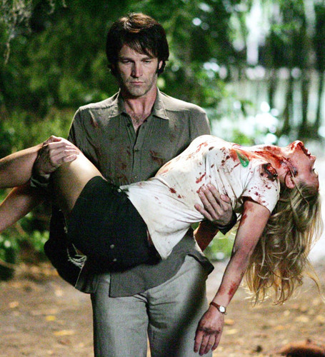 Real blood is for suckers. True Blood. Изображение № 10.