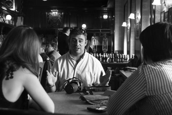 Шон О'Рурк - сын потомственного пивовара, положение обязывает знать  о пиве всё. Изображение № 4.