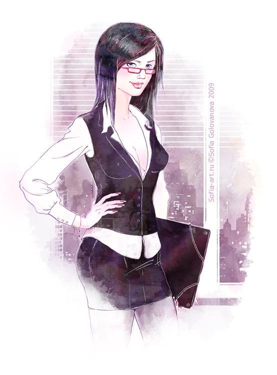 Иллюстратор Софья Голованова. Изображение № 2.