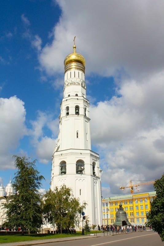 Интересные места России - Московский Кремль. Изображение № 11.