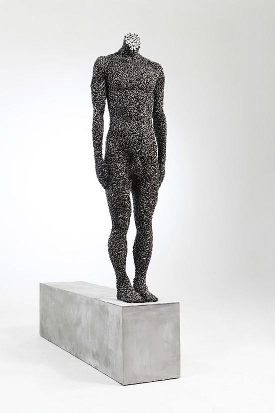 Скульптуры из цепей от Yeong-Deok Seo. Изображение № 13.