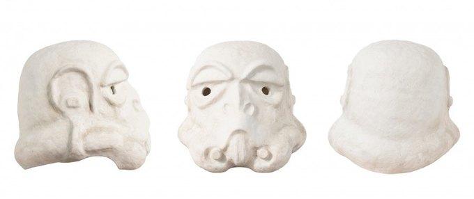 Современные художники переосмыслили шлем штурмовика. Изображение № 10.