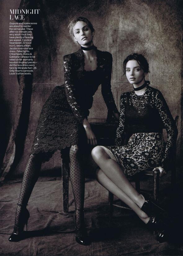 Съёмка: Стивен Майзел для американского Vogue. Изображение № 3.