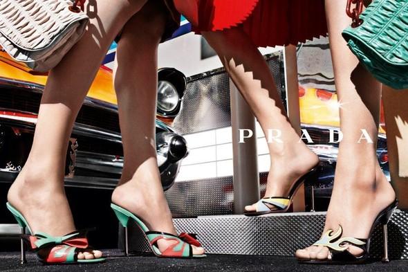 Кампания: Prada SS 2012. Изображение № 24.