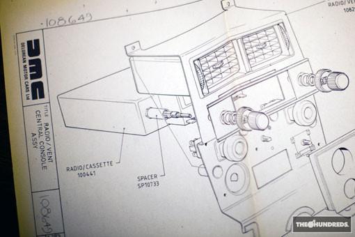 DeLorean. Автомобиль-легенда. Части 5 & 6. Конец. Изображение № 7.